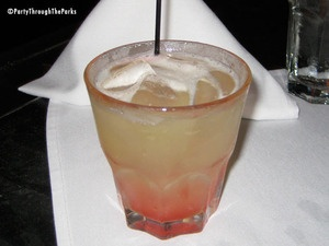 Pineapple Upside-Down Cake, Emeril's Happy Hour, Citywalk