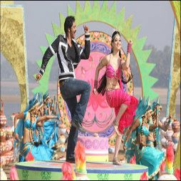 MUMBAI: A song from the remake of the 1983 Bollywood classic 'Himatwala' has been released.   The director of the remake Sajid Khan has decided to keep the original songs from the classic and the latest one to be released is 'Taki o Taki'   The remake stars Ajay Devgan and Tamannaah and will be released on 29 March.