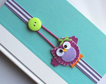 Pick ANY 2 Bookmarks Elastic Ribbon Elastic Bookmark