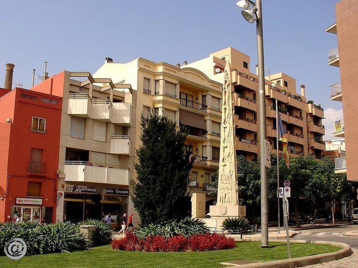 Monument als Castells.