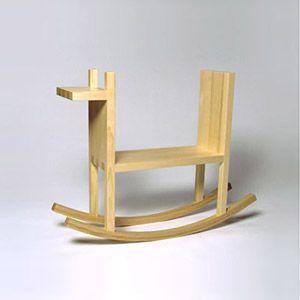 schmidingermodul Product Hippomobil rocking horse