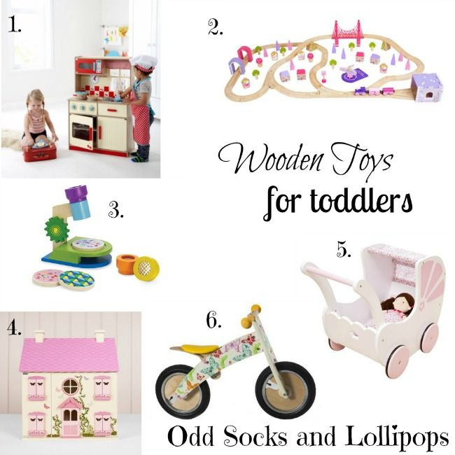 Wooden Toys for Toddlers - sharing my favourite wooden toys for toddlers