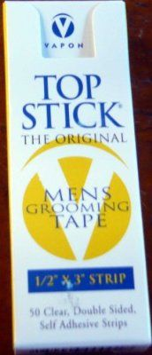 1/250 Topstick Toupee Tape 1 Pack Of 50
