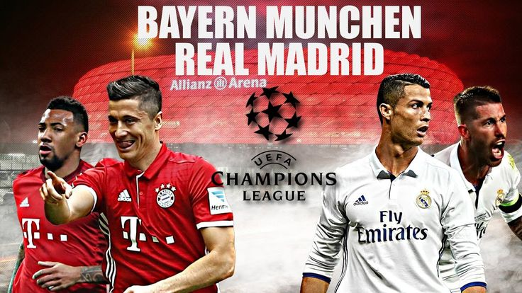 https://bayernmunichvsrealmadrid.com/ Real Madrid vs Bayern Munich, Bayern Munich vs Real Madrid, UEFA Champions League Quarter-final.