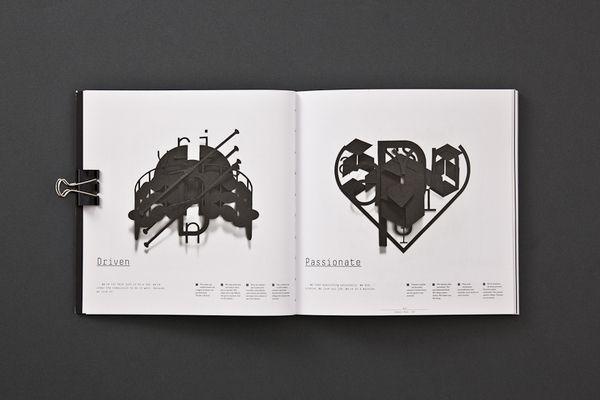 ALU—Company Book by Happycentro , via Behance
