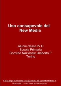 L'uso consapevole dei New Media in un ebook Didapages