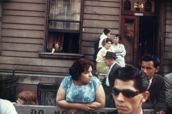 photo: Joel Meyerowitz, 1963