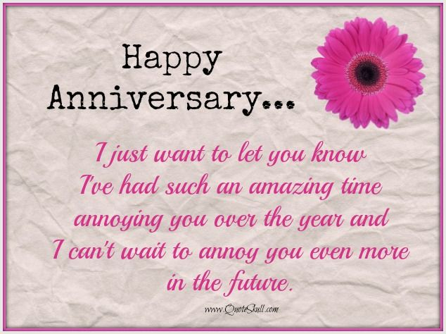 Anniversary Quotes For Girlfriend Beauteous 33 Best Happy Anniversary Quotes Images For Mom Dad Brother . 2017