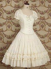 Wardrobe / Mary Magdalene - Chiffon dress Love it