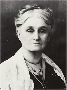 Edith Cowan 1861-1932) from Western Australia was the first woman elected to any Australian Parliament. She was elected to the WA Legislative Assembly in 1921.