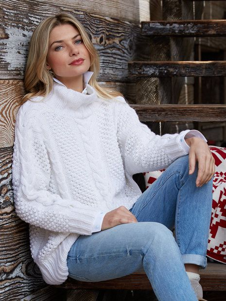 Gstaad Sweater by HANIA by Anya Cole on Gorsuch.com