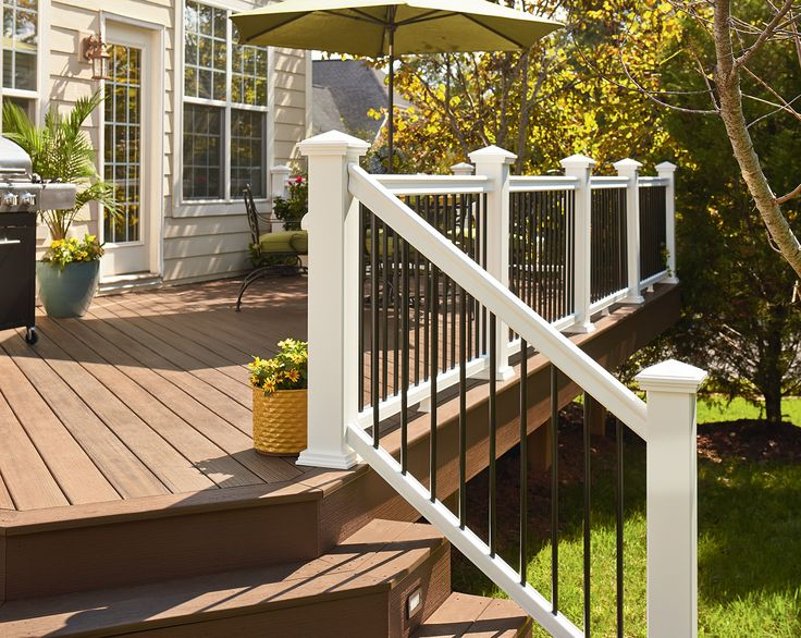 17 Best Images About Fiberon Railing On Pinterest Shops