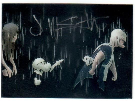1995 Comic Images BONE Series 2 FONE THORN GRAN'MA BEN Card Signed JEFF SMITH | eBay