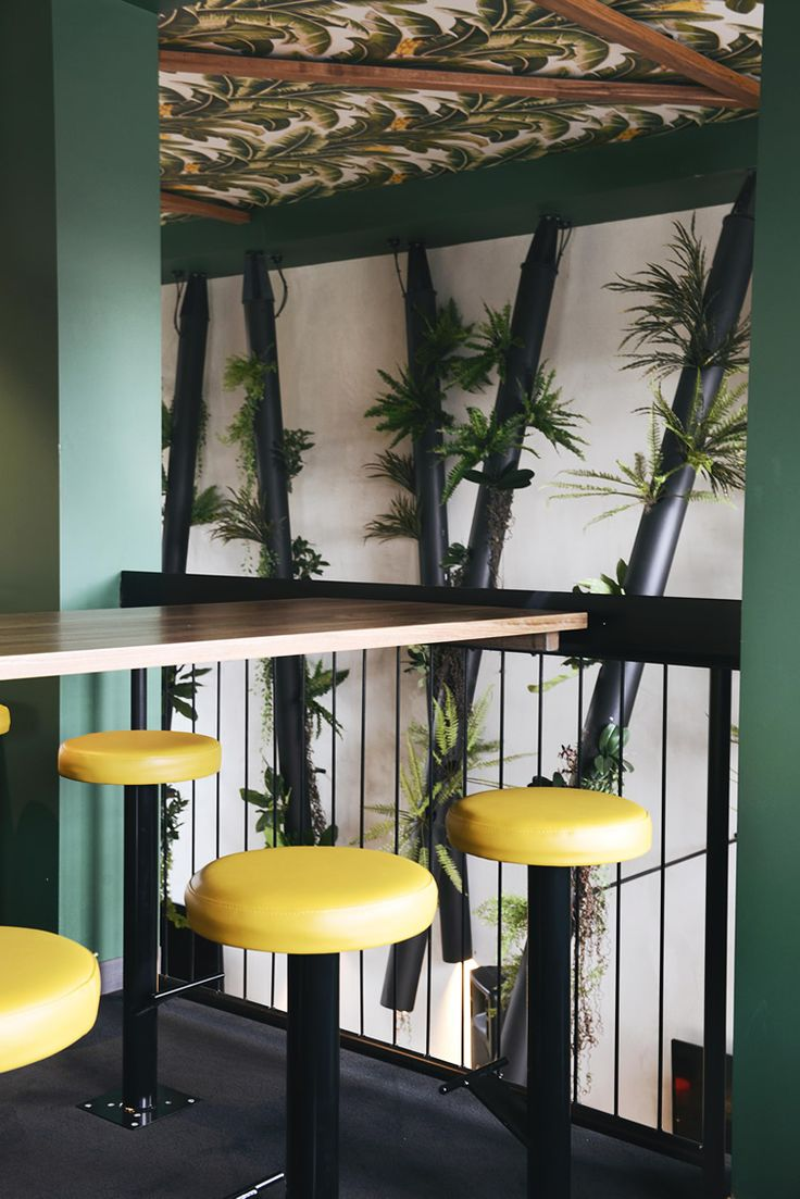 725 best Cafe - Restaurant Interior images on Pinterest ...