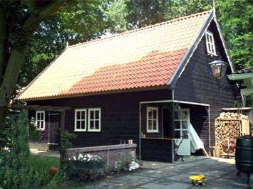 Droomhuis met potdeksel