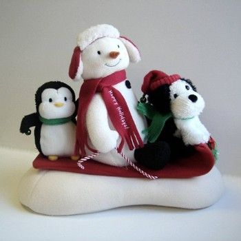 29 Best Images About Hallmark Collectible Snowmen On