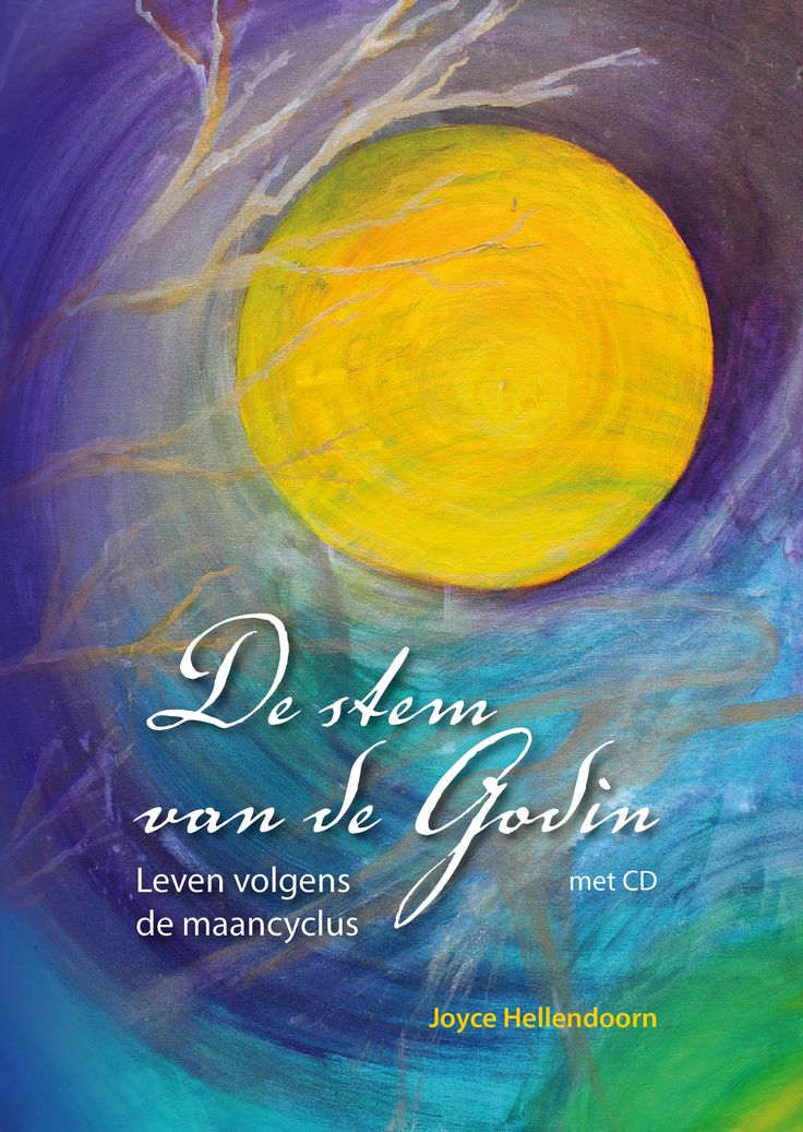De stem van de Godin - leven volgens de maancyclus, Joyce Hellendoorn  http://www.a3boeken.nl/nl/webshop/de-stem-van-de-godin-joyce-hellendoorn/