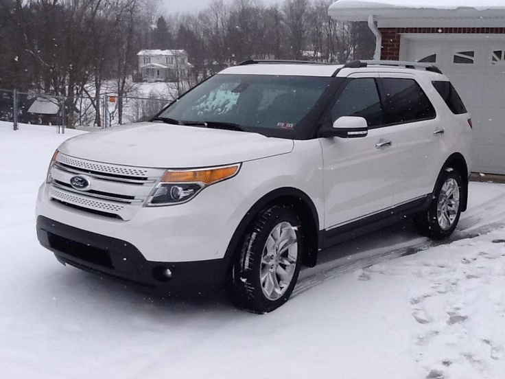 My 2013 Ford Explorer Limited