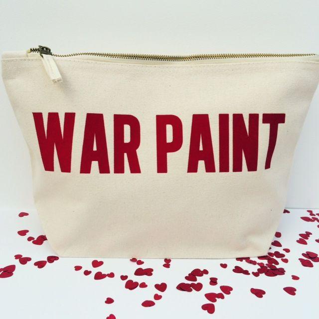 WAR PAINT RED