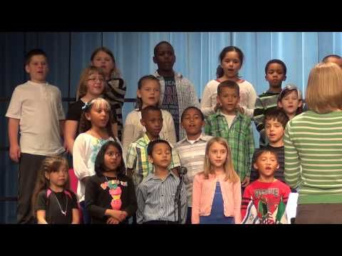 Alouette ,A Popular children  song from Canada - YouTube