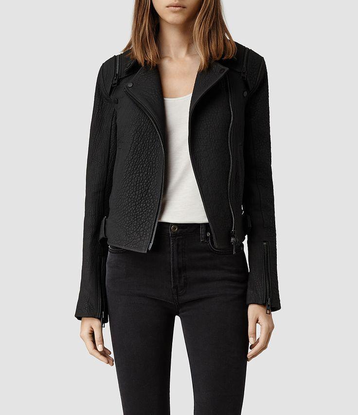 Best 25+ Leather biker jackets ideas on Pinterest ...