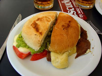 CHURRASCO SANDWICH | CHILEAN RECIPES