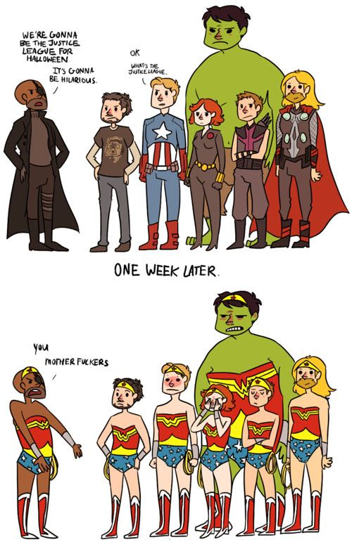 Because Wonder Woman is THAT AWESOME.