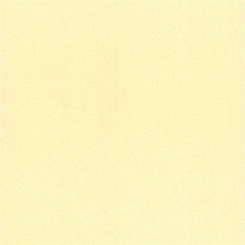Subra Light Yellow Knitted Texture Wallpaper