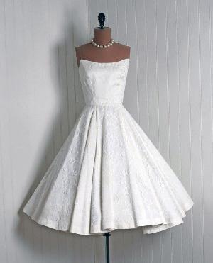 Dress 1950s Timeless Vixen Vintage by vivian