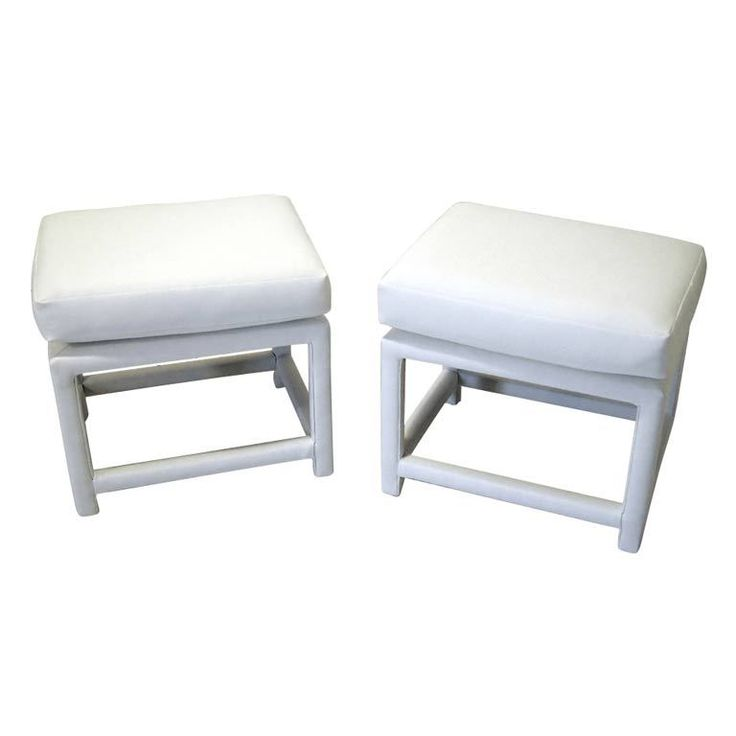 white leather chair and footstool best 25 white leather ottoman ideas on pinterest living 21977 | 916a788228569365d4ac09b7590ce1bb white leather ottoman leather stool