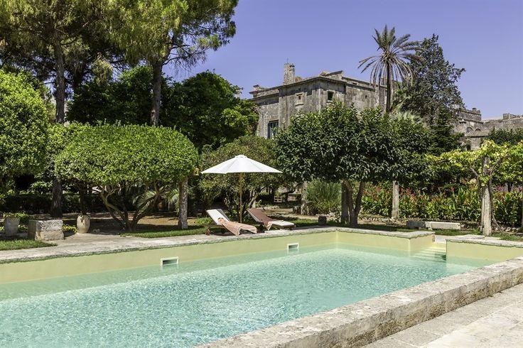 Palazzo Ducale Guarini, villa in Puglia with pool