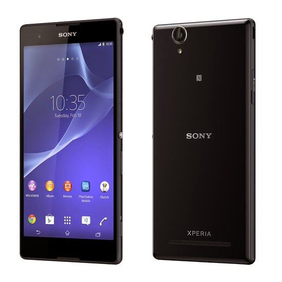 O smartphones Xperia T2 Ultra da Sony, já pode ser encontrado em diversas lojas do Brasil.