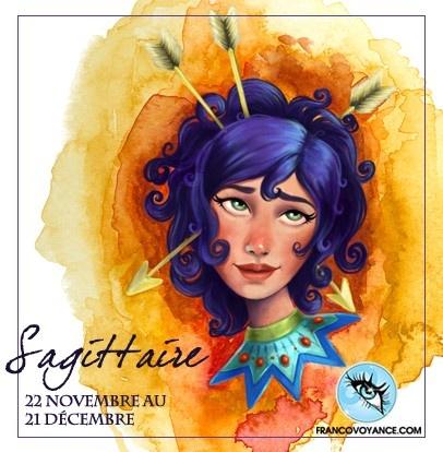 Horoscope du jour pour Sagittaire