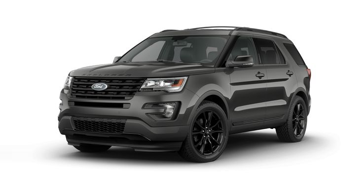 2017 Ford Explorer - Build & Price