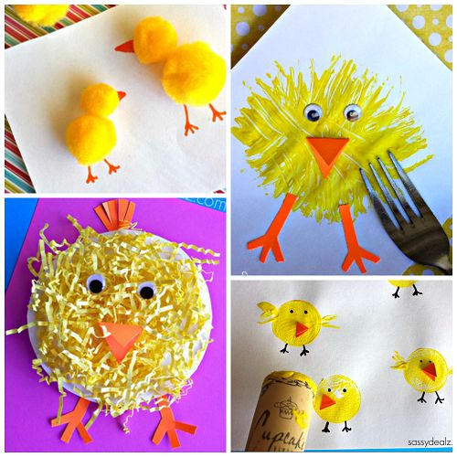 www.craftymorning.com wp-content uploads 2015 03 easter-chick-crafts-for-kids.png