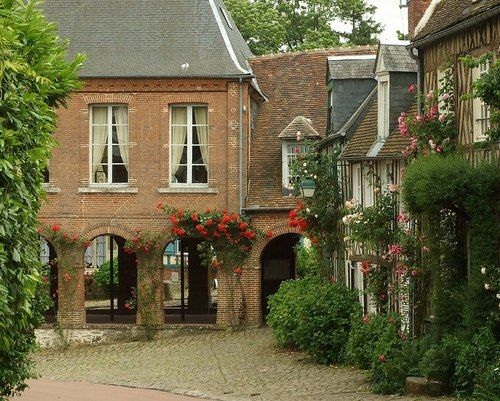 Gerberoy, Picardy, France