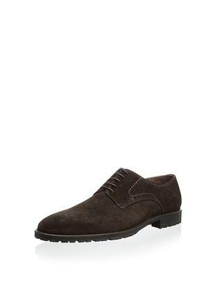 75% OFF Gordon Rush Men's Morgan Plain Toe Lace-Up (Brown Suede)