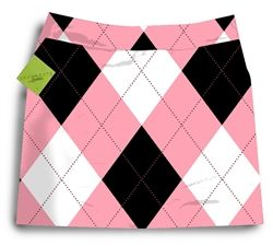 Cute golf skirt! (If I'm going to be forced to play, I will not be wearing the ugly clothes.)