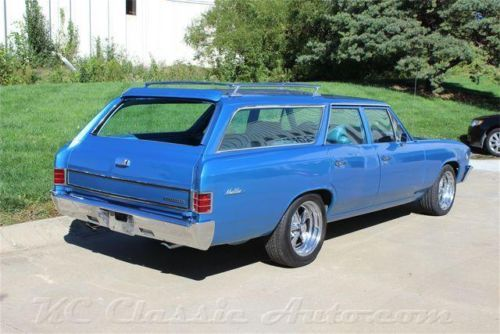 '67 Chevrolet Malibu Station Wagon