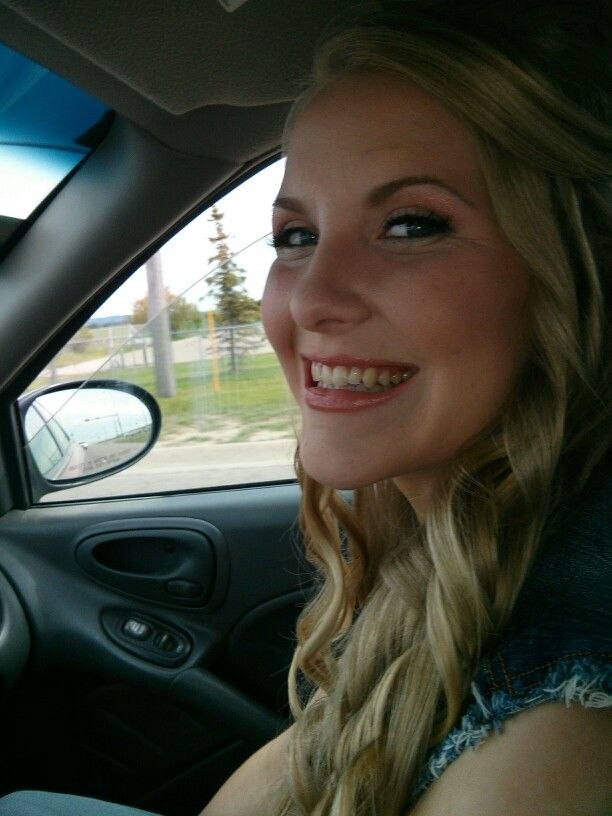 On the way to a photo shoot <3