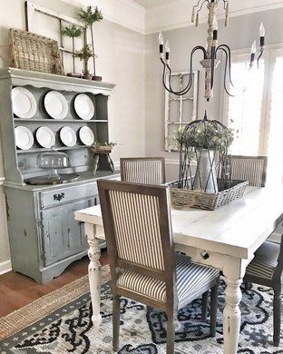 cottage/country dining room design - wayfair | cottage | kitchen