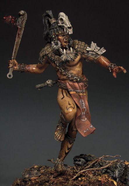 Guerrero Azteca                                                                                                                                                                                 Más