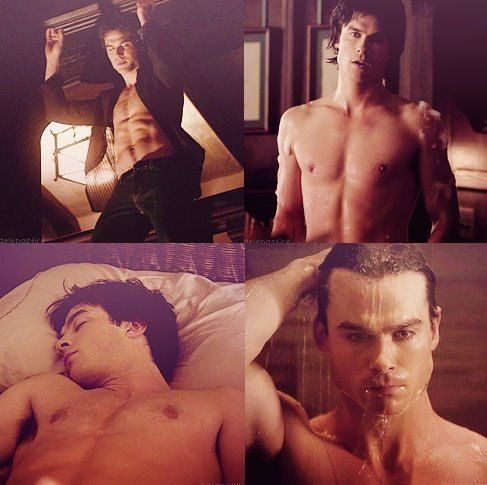 Damon Salvatore | Ian Somerhalder | The Vampire Diaries