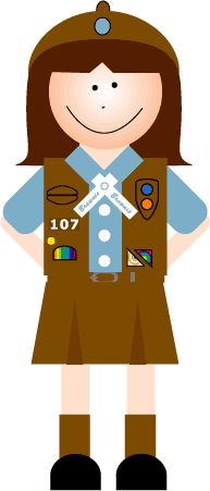 Clip Art Girl Scout Clipart 1000 images about girl scout clipart on pinterest scrapbook kit you loved being in the scouts never got to go a camping trip sick every time told me later were afraid