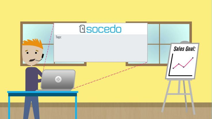 Socedo Intro Explainer Video. Learn how Socedo can help you find and engage with the right leads at the right time.