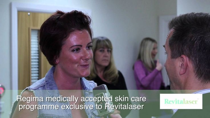 A RegimA testimonial from a VERY happy customer who uses the product after chemical peel treatments.