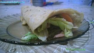 Mozdulj Anyu!: Tortilla a'la Mozduljanyu & NoCarb