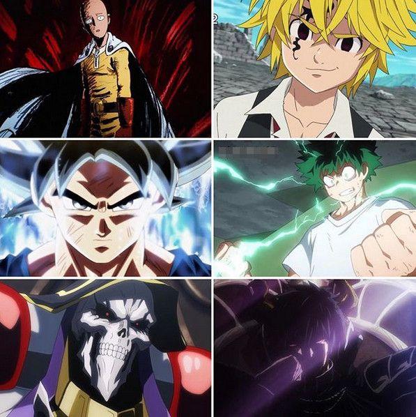 Who Is The Strongest Anime Character Follow Us Huntinganime Anime Popular Anime Anime Fan