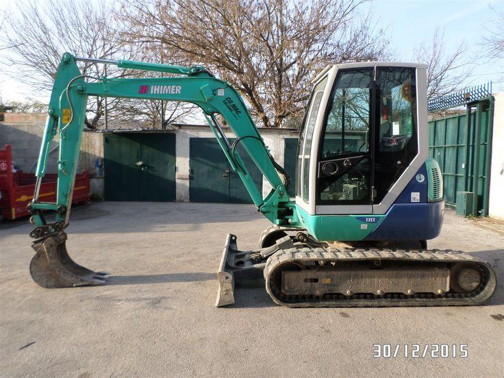 Noleggio Escavatore IHIMER Grande