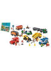 LEGO 9333 Fordonsset från 4år